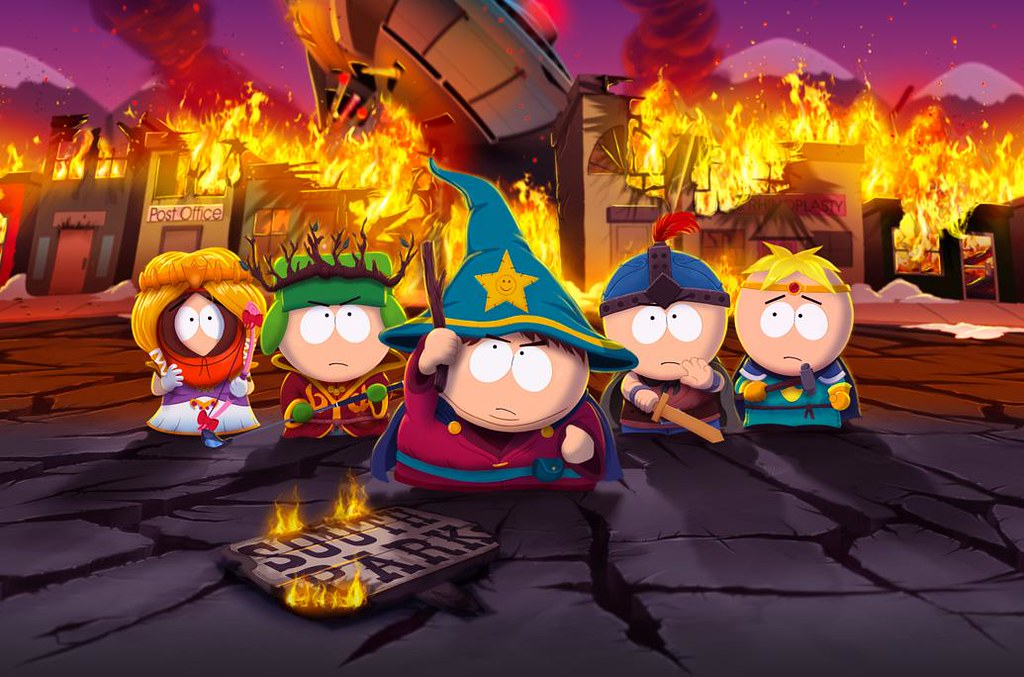 Super Phun Thyme I South Park: The Stick Of Truth Review