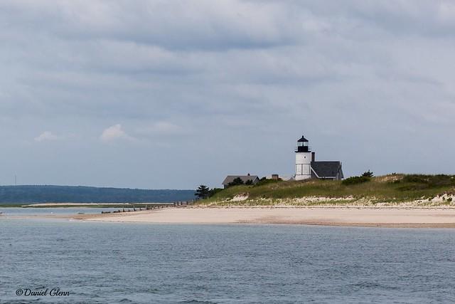 Sandy Neck Lighthouse on Cape Cod