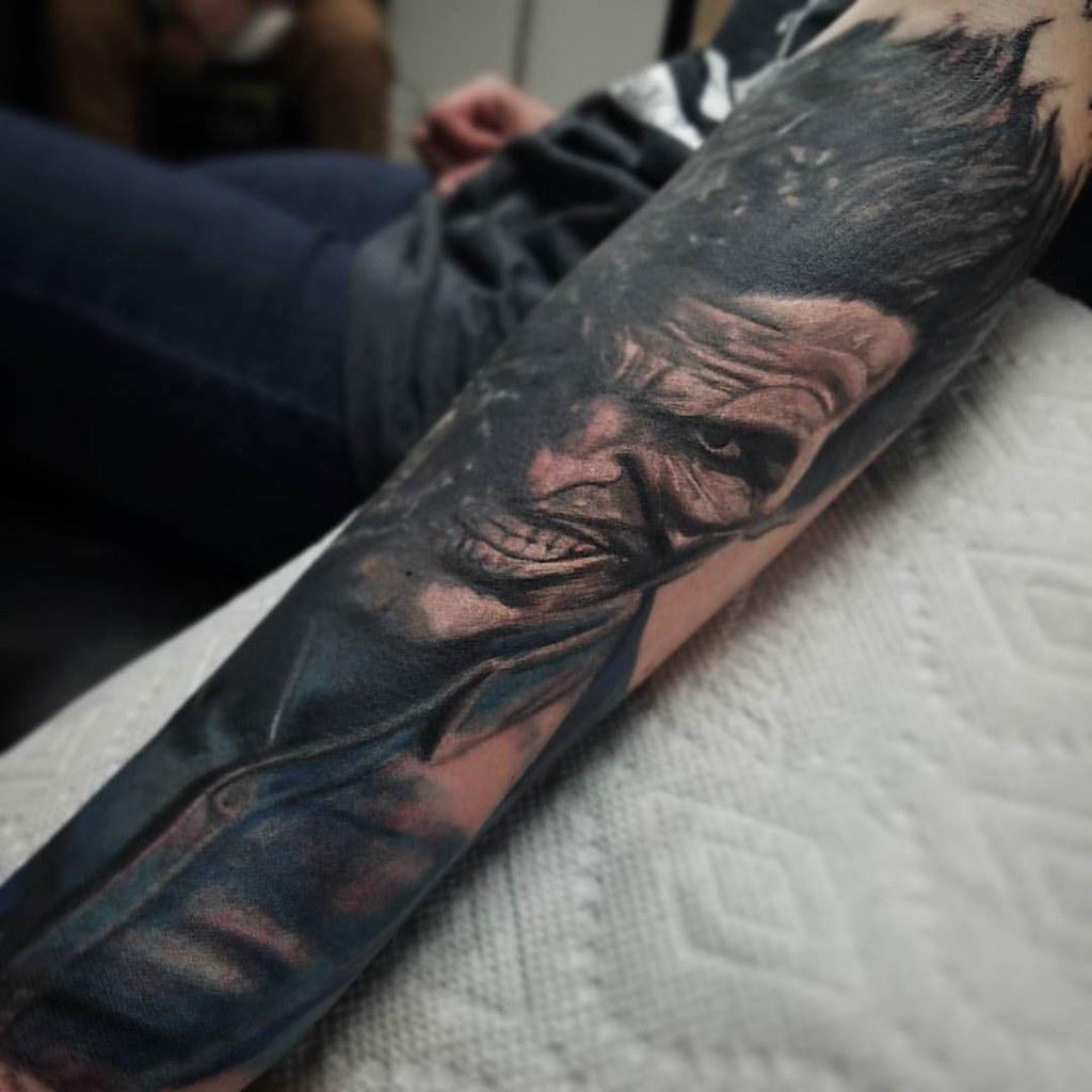 In Progress Tattoo By Mattlock Lopes At Mattlocklopestatto