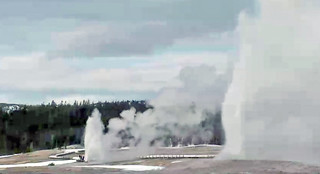 Beehive Geyser eruption (2:09-2:14 PM, 13 March 2017) 1 | by James St. John