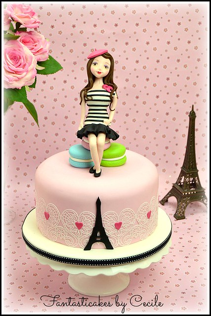 The Little Parisian Girl