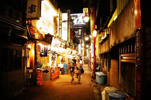 Shinjuku . Golden gai | by shiranai