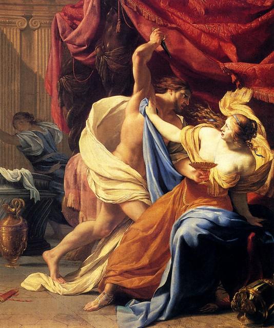 +1625 La violación de Lucrecia