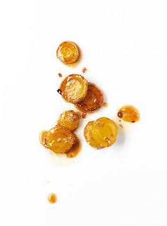 carotte braisée   by studio mixture
