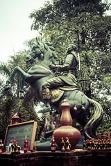 2013-11-20 Thailand Day 13, Wat Lok Moli, Chiangmai
