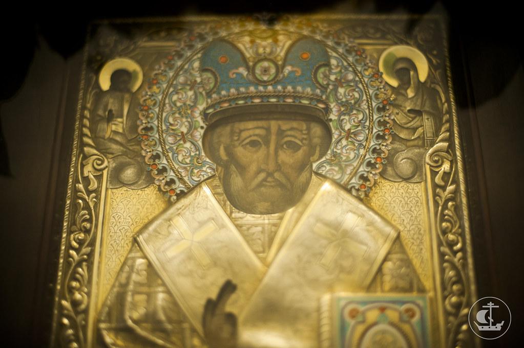18/19 декабря, Богослужения в день памяти святителя Николая Чудотворца