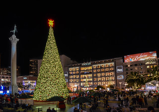Union Square is ready for Christmas | by Franco Folini