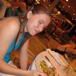 Emily vs. dinner