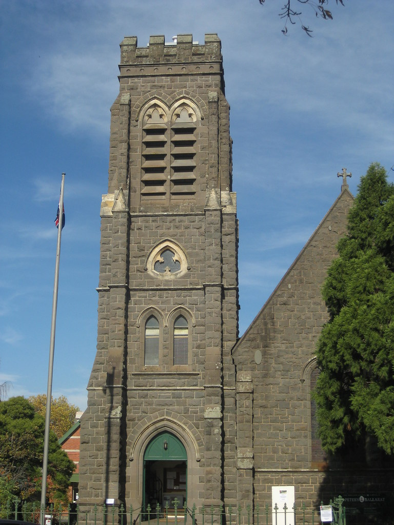 St  Peter's Church of England - Sturt Street, Ballarat | Flickr