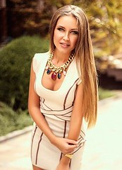 get a date with Vitalina, beautiful Ukraine lady