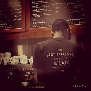 """The Best Espresso ..."" 
