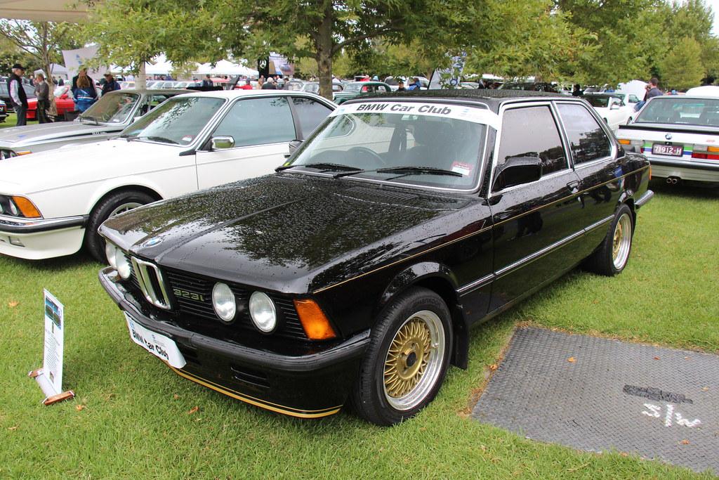 1981 Bmw E21 323i Jps Edition