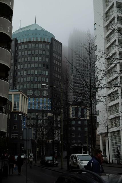 Misty times.