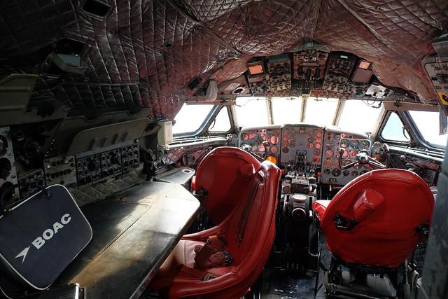 de Havilland Comet 4 Simulator