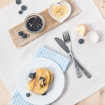 20130806-french toast with blueberries and honey 6