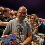 A happy Grant Morrison fan |
