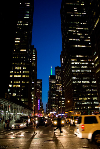 Sixth Avenue Blue Hour | by Don McCullough