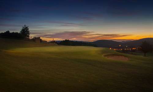 green club sunrise golf scotland 5th moray dufftown