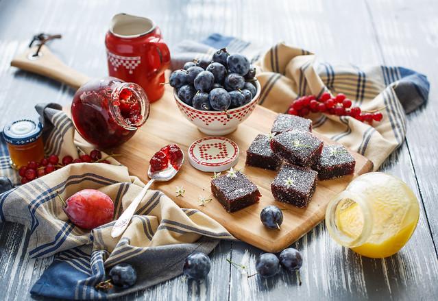 Jams and marmalade