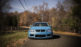 BMW Smurf | by Justin Capolongo