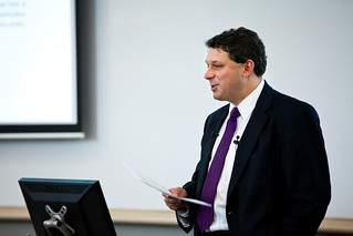 CAMRI Public Lecture with Mr Bruce Rigal, 6 Feb 2012
