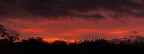 panorama sunrise dawn marketdrayton panasonicg5