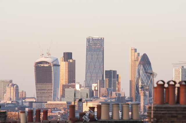 Walkie Talkie, Tower 42, Cheesegrater, Gherkin