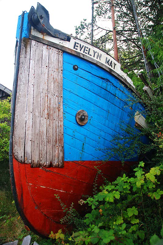 Evelyn May, Ucluelet, West Coast Vancouver Island, British Columbia