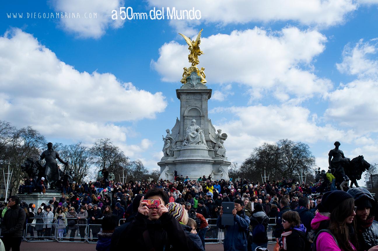 Viajar por Londres con una cámara de fotos (2 de 2) Qué no visitar