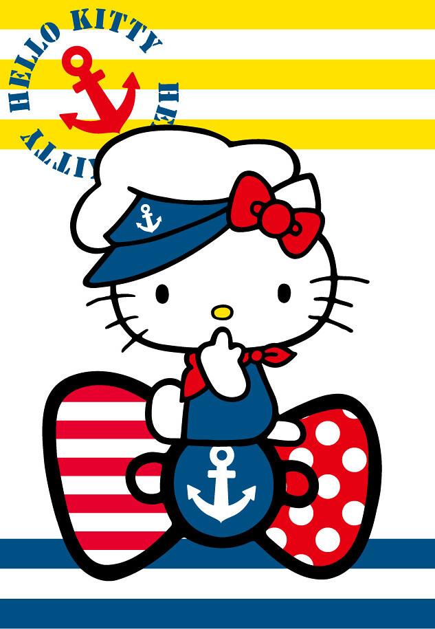 98b34ab46 Hello Kitty, Hello Sailor | Jay Tilston | Flickr