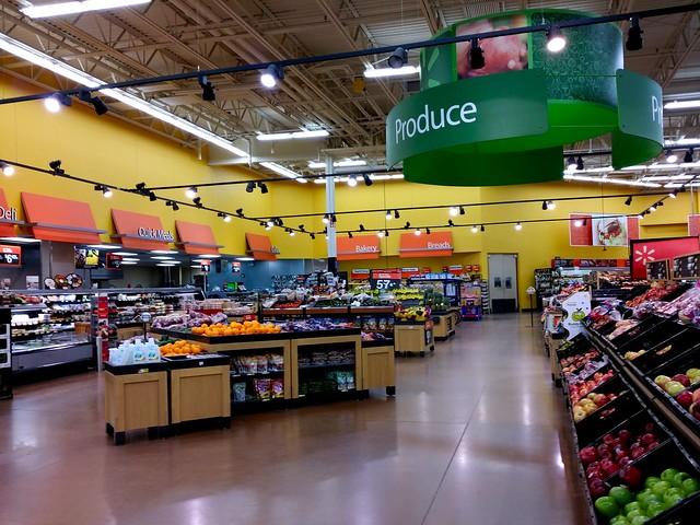Walmart Supercenter in Front Royal, Virginia