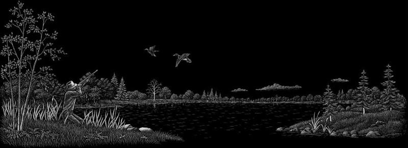 Duck hunter lake