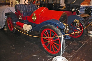 Cameron 16HP Runabout 1911 (1050860) | by Le Photiste