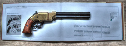 Smith and Wesson Volcanic HDR