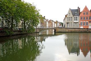 Belgium-5896 - Morning Reflections