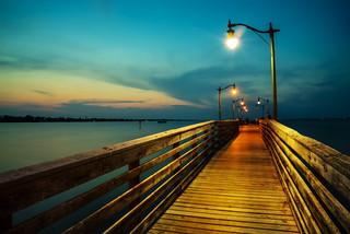 Jenson Beach Pier | by justenoughfocus