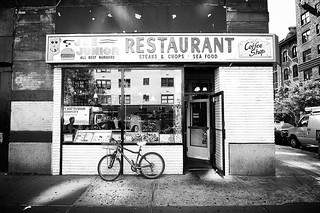 Joe Junior's / New York City / August, 2011   by STREET MASTER