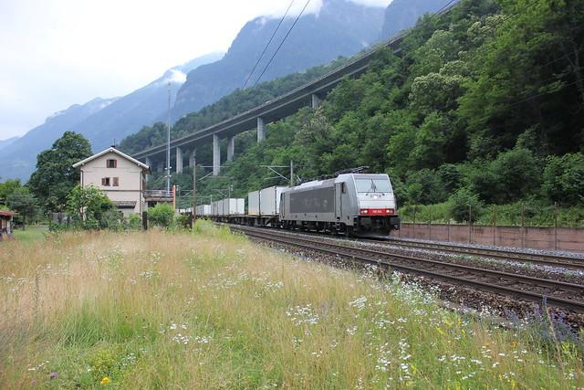 railCare BR 186 104