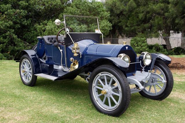 1912 Hudson Roadster.