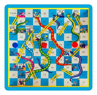Snakes and Ladders | by Leonard J Matthews