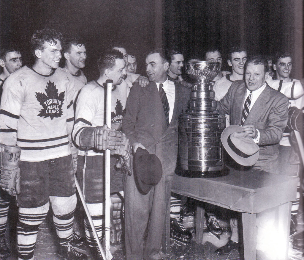 buy popular 7e57c 080d0 1951 Stanley Cup Champions Toronto Maple Leafs 001 | Flickr