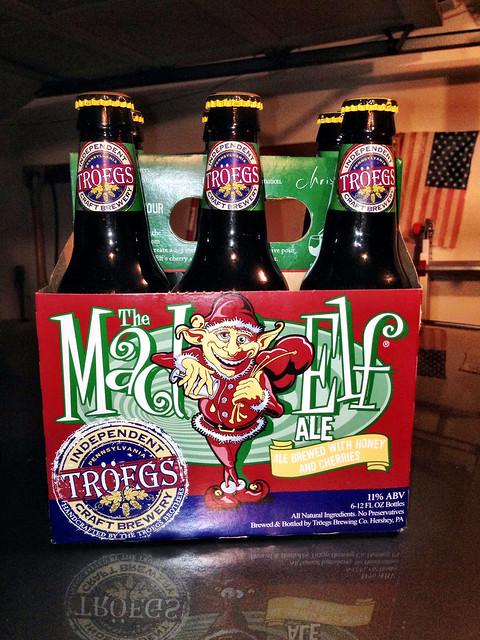 034/365: Tröegs Mad Elf Ale