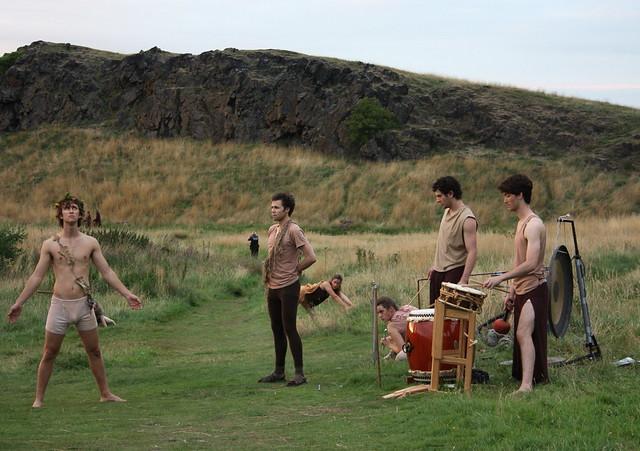 Edinburgh Fringe 2013: The Bacchae