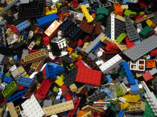 Pile o' Lego | by The Original Max Braun