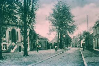 Huize Kio - Jurgenskantoor Kruisstraat Oss 1917