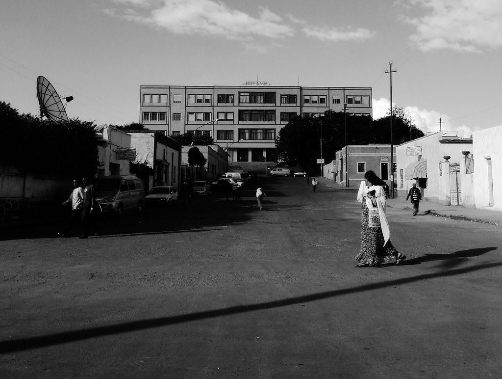 Asmara / ኣስመራ (Eritrea) - Former University