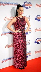 Katy Perry wows in Versace at Jingle Bell Ball