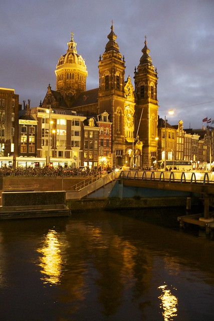 Amsterdam by Night  |  Netherlands