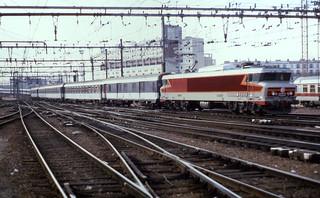 02.08.85  Paris Gare de Lyon  CC 6557