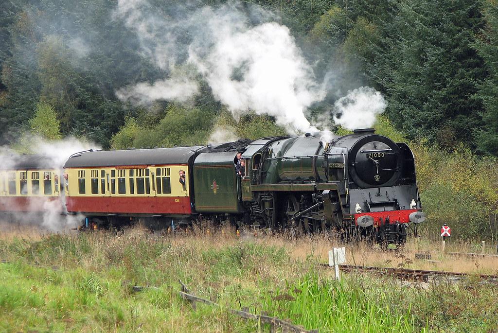 BR Standard Class 8 71000